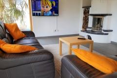 Apartment B - Wohnbereich / Living Area