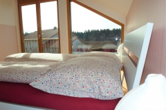 Apartment B - Schlafzimmer 2 / Bedroom 2