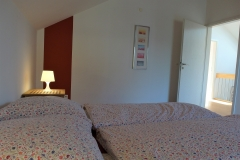 Apartment B - Schlafzimmer 3 / Bedroom 3