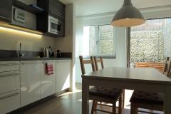 Apartment C - Ess-Küchen Bereich / Dining Kitchen Area