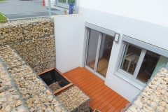 Apartment C - Aussenbereich / Outside Area