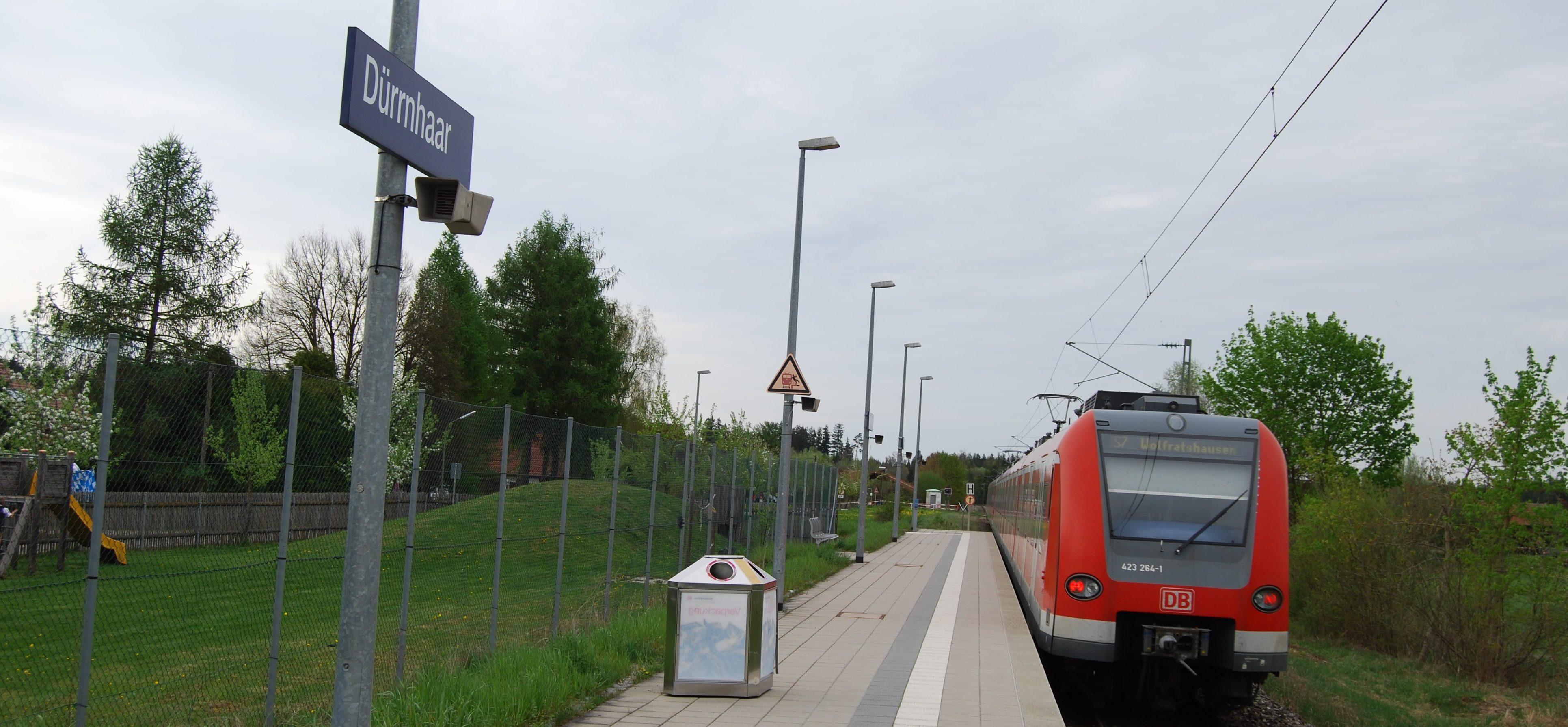 München per S-Bahn